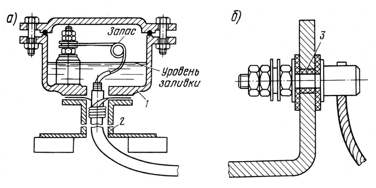 схема подключения трансформатора побс 2ау3