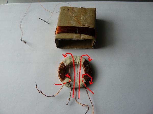 Тороидальный трансформатор намотать своими руками 180